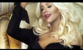 Christina Aguilera - Hoy Tengo Ganas De Ti Video - Make Up Tutorial