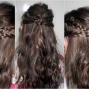Everyday Bohemian Hairstyle
