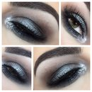 Metallic smoky-Tarte Cosmetics