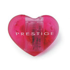 Prestige Cosmetics Plastic Heart Sharpener