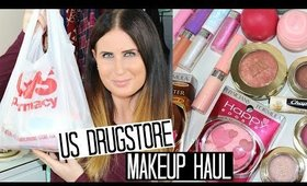 US Drugstore Haul | Milani, Physicians Formula & More