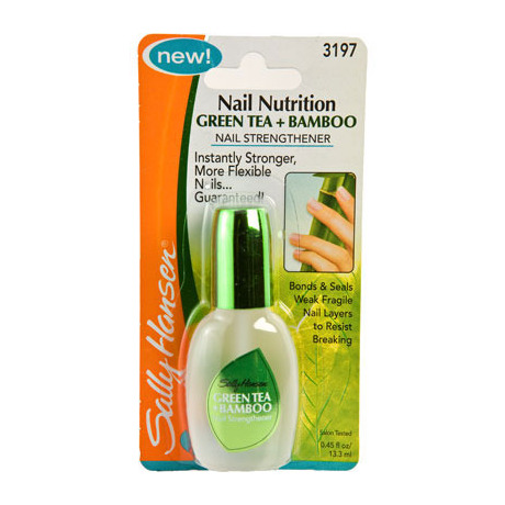 Sally Hansen Nail Nutrition Nail Strengthener Sally Hansen Nail Strengthener