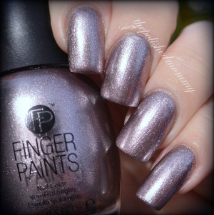 Swatch and review on the blog: http://www.thepolishedmommy.com/2014/02/fingerpaints-wanna-gough-dance.html  #fingerpaints #sallybeauty #swatch #purchasedbyme