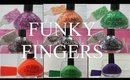 HAUL W/ SWATCHES: FUNKY FINGERS NAIL POLISH COLLECTION