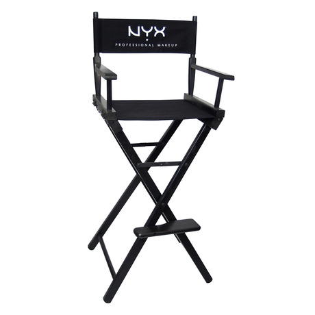 NYX Cosmetics Makeup Artist Director s Chair