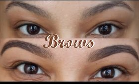 How I Fill In My Brows | Bianca Renee Beauty