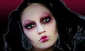 Dead Doll Halloween Makeup