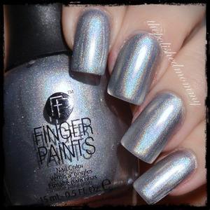 http://www.thepolishedmommy.com/2014/02/fingerpaints-chromatic-creation.html  #fingerpaints #sallybeauty #purchasedbyme #holo