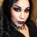 Selene/The Black Queen Inspired Look