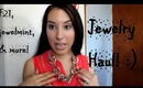 Collective Jewelry Haul!: Forever 21, Jewelmint, Glint & Gleam, and more!