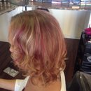Haircut and color by Christy Farabaugh