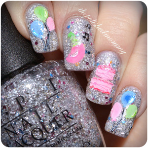 For more pics and details visit my blog: http://www.thepolishedmommy.com/2014/04/muppets-world-tour-birthday-bash.html