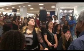 Dance Party in Macy's! Vlog #4 PhillyGirl1124 on YouTube