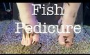 #HOWTO | Fish Pedicure Tutorial - #Nails