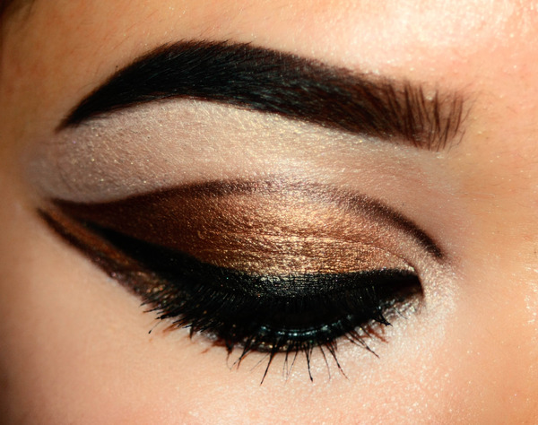 Egyptian Inspired Makeup | Mary B.'s (marybenitomua) Photo ...