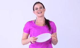How 2 Paper Plates Can Replace Your Gym Membership