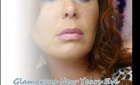 Glamorous New Years Eve Makeup Tutorial