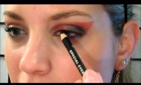 Catching Fire Katniss Everdeen - Capitol Interview Makeup
