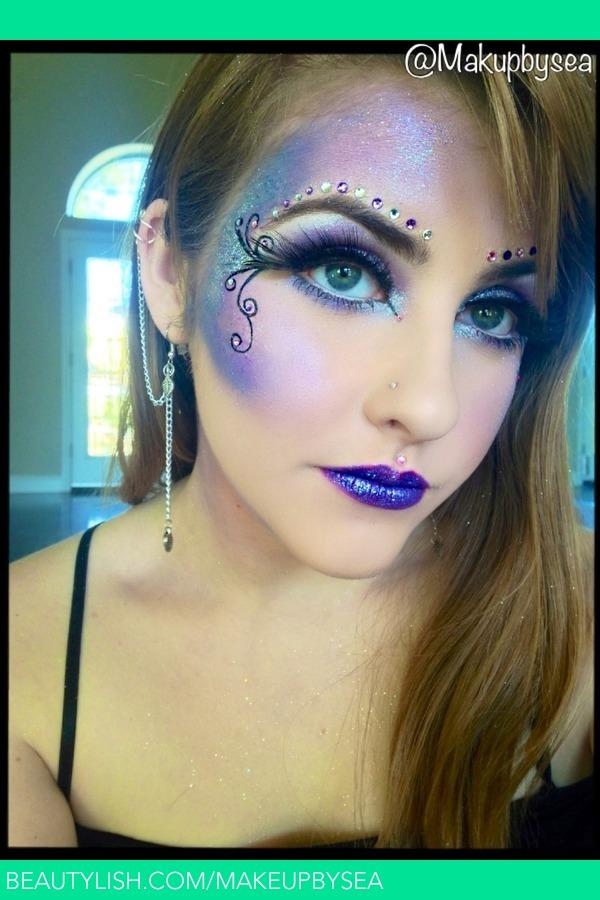 Fairy makeup. | Sarah A.'s (Makeupbysea) Photo | Beautylish