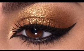 Cleopatra Makeup Tutorial!