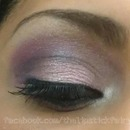 Pink & Purple Smokey  Eye