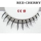 Red Cherry False Eyelashes #33
