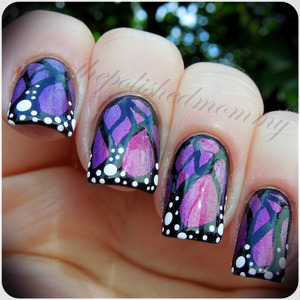 DETAILS>>>http://www.thepolishedmommy.com/2013/03/a-divine-butterfly.html