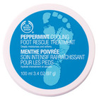 The Body Shop Peppermint Cooling Foot Rescue Treatment
