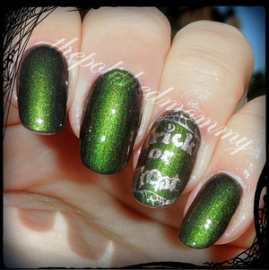 http://www.thepolishedmommy.com/2013/10/trick-or-treat-green-goblin.html