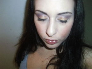 Face of the Day - October 19, 2011 - Check out my blog for list of products used! http://missdawn1012.blogspot.com