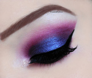 I used the sleek enchanted forest palette for this look thats perfect for clubbing. http://instagram.com/makeupbyeline