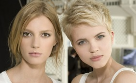 Chanel 2011/2012 Cruise Show Beauty