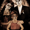 Day of the Dead Family