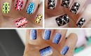 Easy Nail Art For Beginners!!! #2