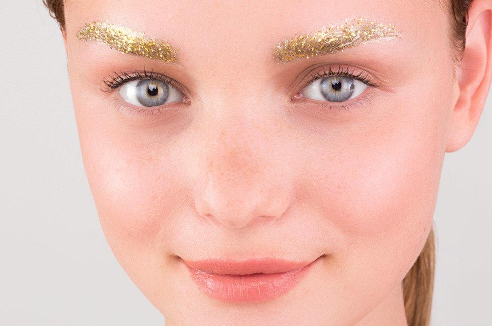 Make Your Brows Sparkle! 2 Easy DIYs