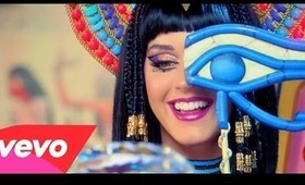 Katy Perry - Dark Horse - Inspired Makeup
