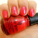 China Glaze Moulin Rouge