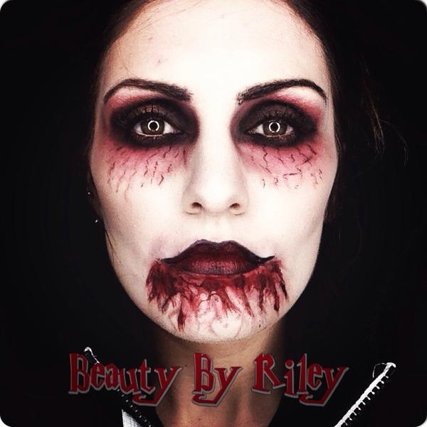 Vampire Makeup | Riley V.'s (Riley) Photo | Beautylish