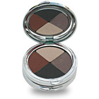 La Bella Donna Sedona Sunset Compressed Mineral Eye Shadow Compact Colour Collection