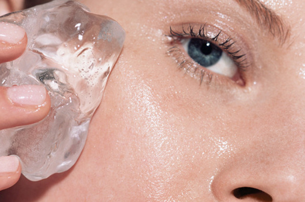 DIY Ice Beauty Secrets