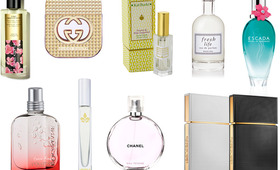 10 Spring Fragrances, Tried and Tested