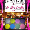 My Bright Lights Big City Palette.... Sin City Pretty