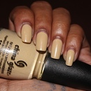 Kalahari Kiss from China Glaze Safari Collection