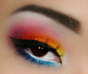 using most of the single eyeshadows from sugarpill except for their new palette which i am dying to have! (: enjoy <3