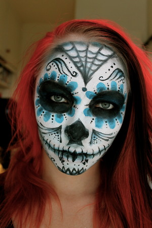 Ellinor W Elliwikman Face Paint Gallery Beautylish