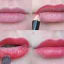 How-to red lips