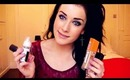 Top Drugstore Foundations & Giveaway Winner! ♡ | rpiercemakeup