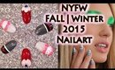 NYFW Fall Winter 2015 Nail Designs | Tutorial