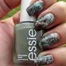 Camouflage Inspired Manicure