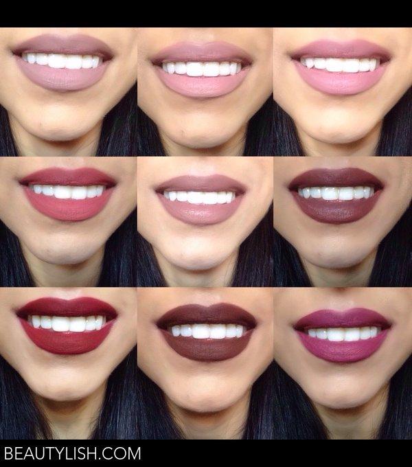 Colourpop Ultra Matte Liquid Lipsticks Rija I S Photo